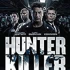 Gary Oldman, Linda Cardellini, Gerard Butler, and Common in Hunter Killer (2018)