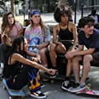 Crystal Moselle, Rachelle Vinberg, Nina Moran, Dede Lovelace, and Ajani Russell in Skate Kitchen (2018)