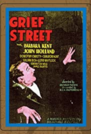 Grief Street Poster