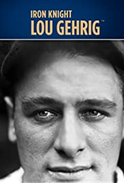 Iron Knight: Lou Gehrig Poster