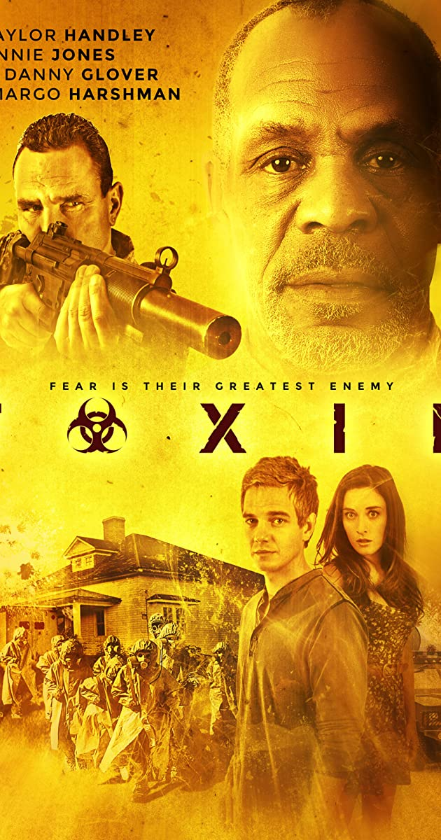 Subtitle of Toxin
