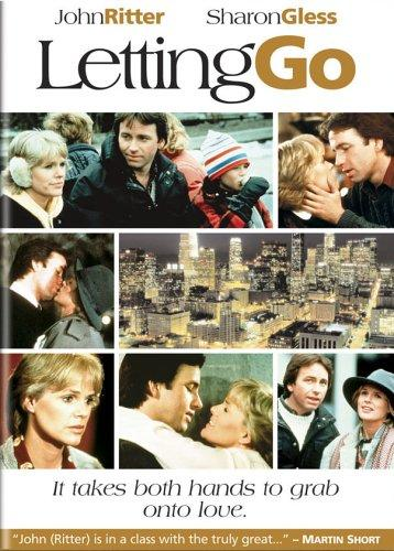 John Ritter and Sharon Gless in Letting Go (1985)