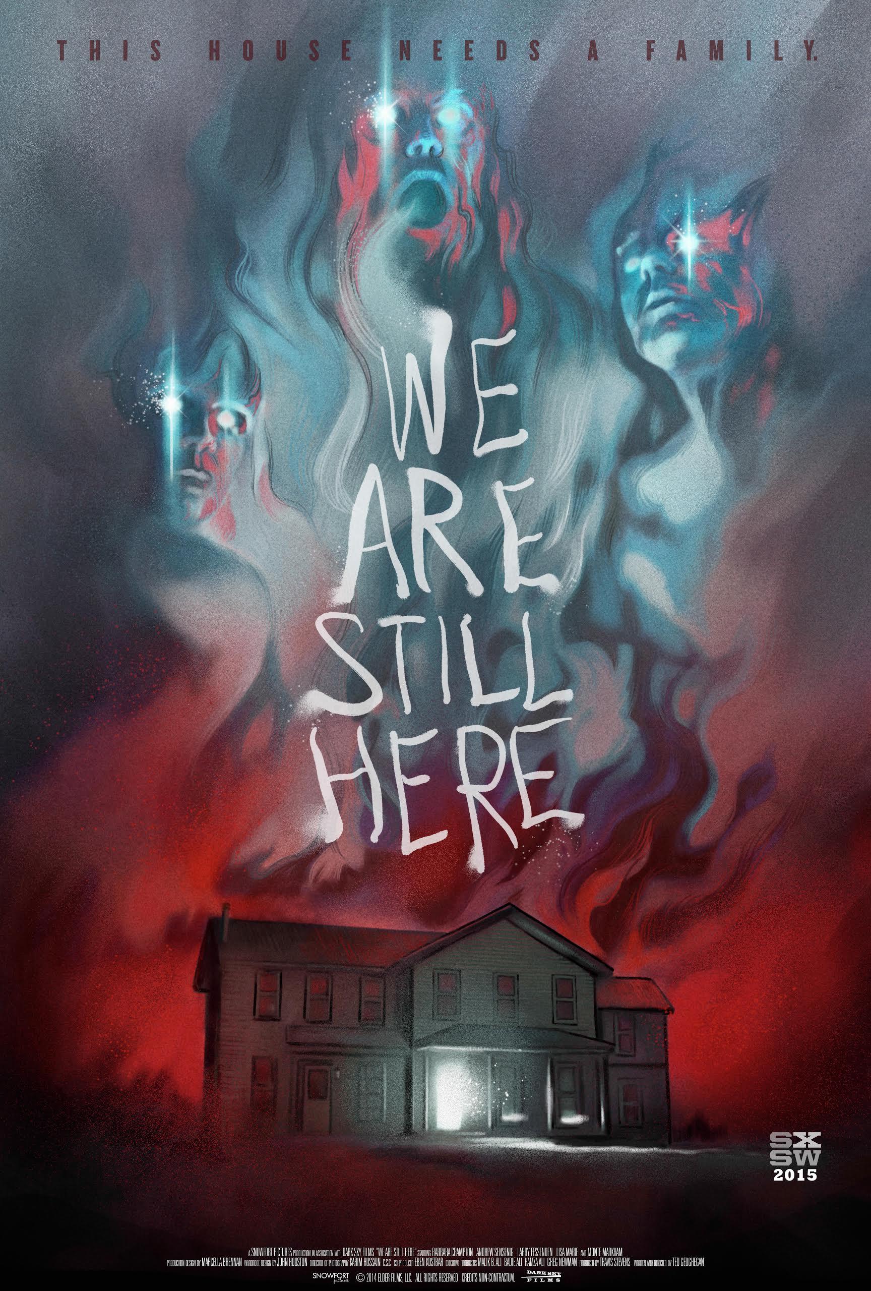 Ainda Estamos Aqui [Dub] – IMDB 5.7