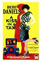 A Kiss in a Taxi (1927) Poster