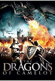 Dragons of Camelot Poster