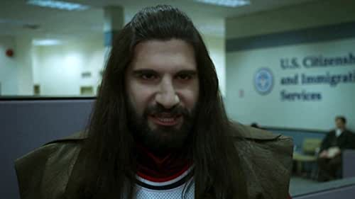 What We Do In The Shadows: Government Workers
