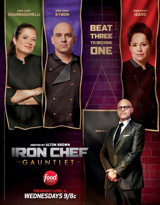 iron chef gauntlet tv series 2017 2018 imdb