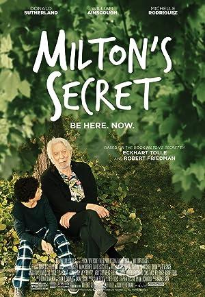 Milton's Secret full movie streaming