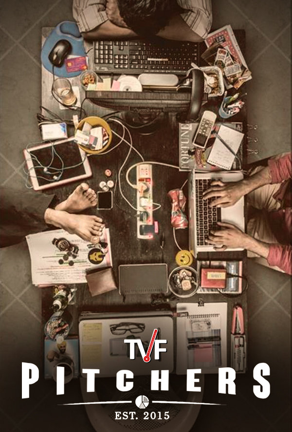 TVF Pitchers (2015) Hindi Season 1 Complete Watch Online HD