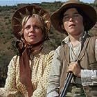 Brandon Cruz and Lara Parker in Kung Fu (1972)