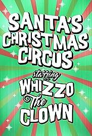Santa's Christmas Circus Poster