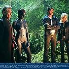 Halle Berry, Ian McKellen, Rebecca Romijn, and Hugh Jackman in X2 (2003)