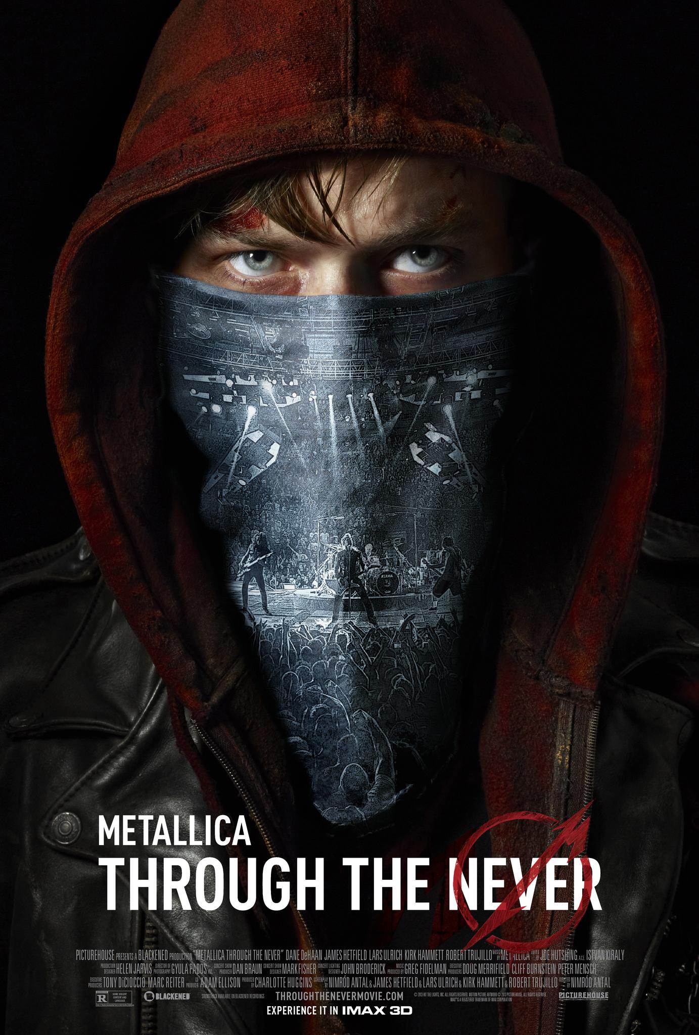 ดูหนังออนไลน์ Metallica Through the Never (2013)