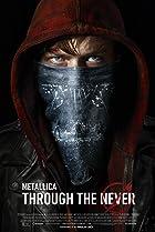 Metallica Through the Never (2013) Poster