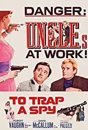 To Trap a Spy (1964) Poster - Movie Forum, Cast, Reviews