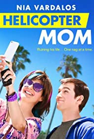 Nia Vardalos and Jason Dolley in Helicopter Mom (2014)