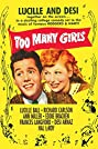Too Many Girls (1940) Poster
