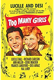 Download Too Many Girls (1940) Movie