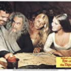 Jane Seymour, Taryn Power, Patrick Troughton, and Patrick Wayne in Sinbad and the Eye of the Tiger (1977)