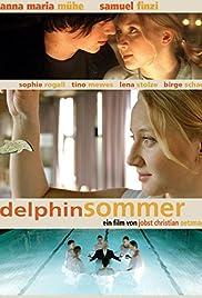 Delphinsommer Poster