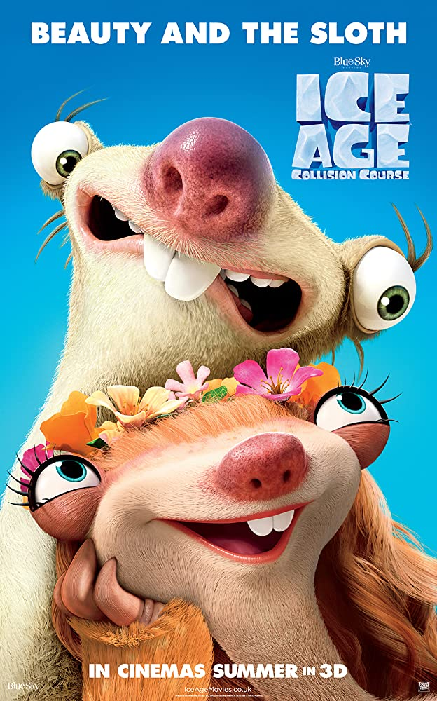 ice age collision course dvdrip