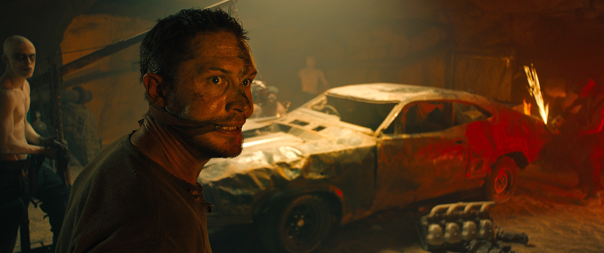 Tom Hardy in Mad Max: Fury Road (2015)