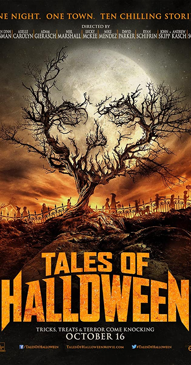 Subtitle of Tales of Halloween