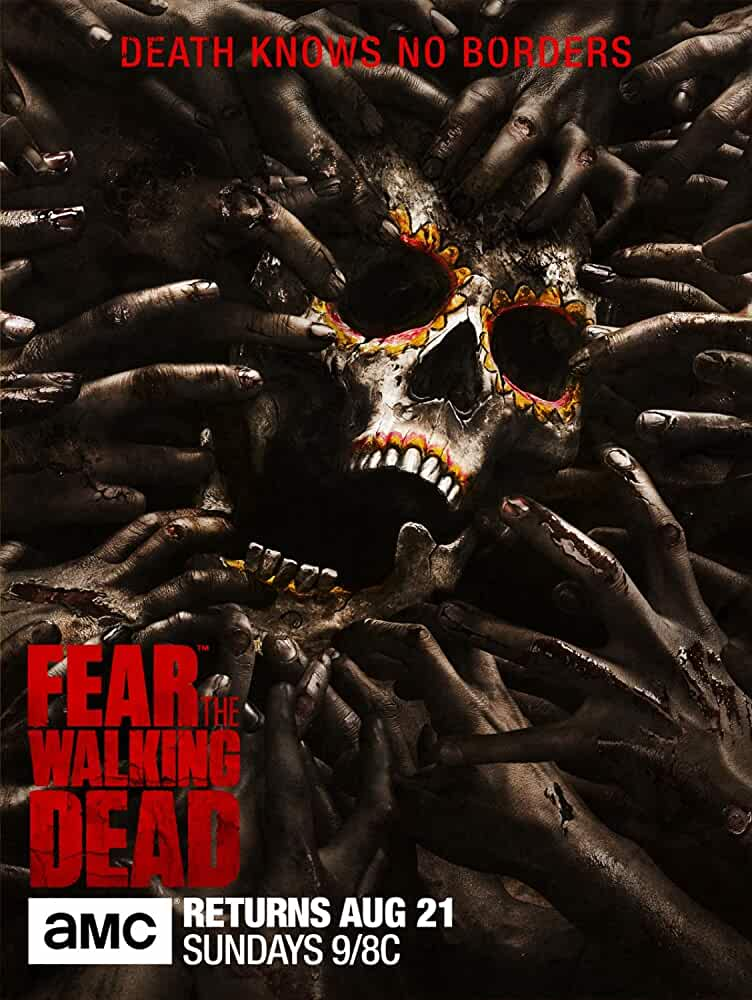 Fear The Walking Dead Season 01 [All 6 Episodes] 720p BluRay Dual Audio AC-3 [Hindi + English] 3.78GB Download | Watch Online