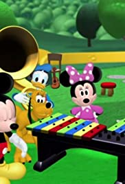 Mickey's Big Band Concert Poster