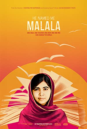 Where to stream He Named Me Malala