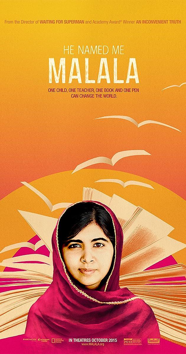 He Named Me Malala 2015 Imdb