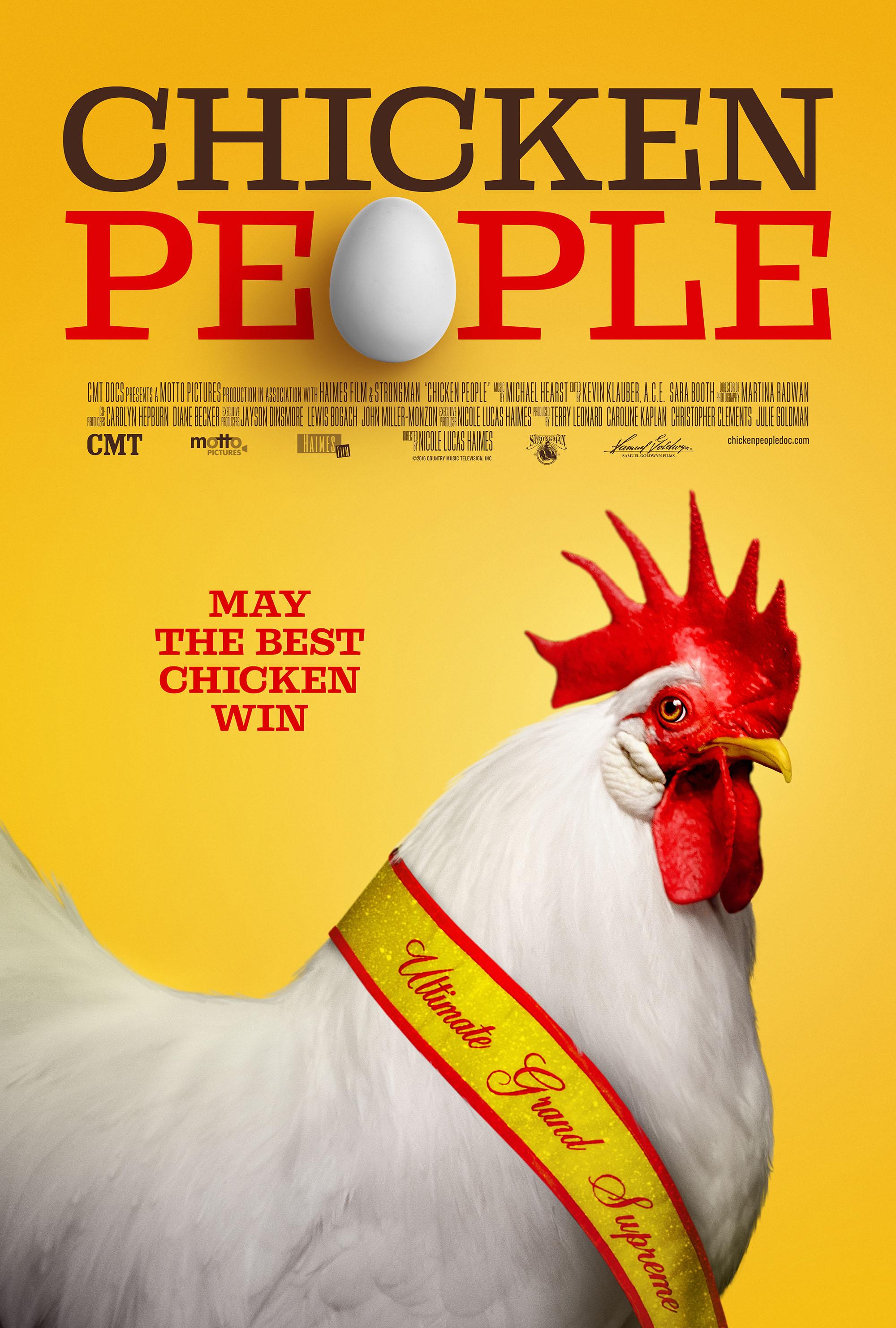 Chicken People 2016 Imdb