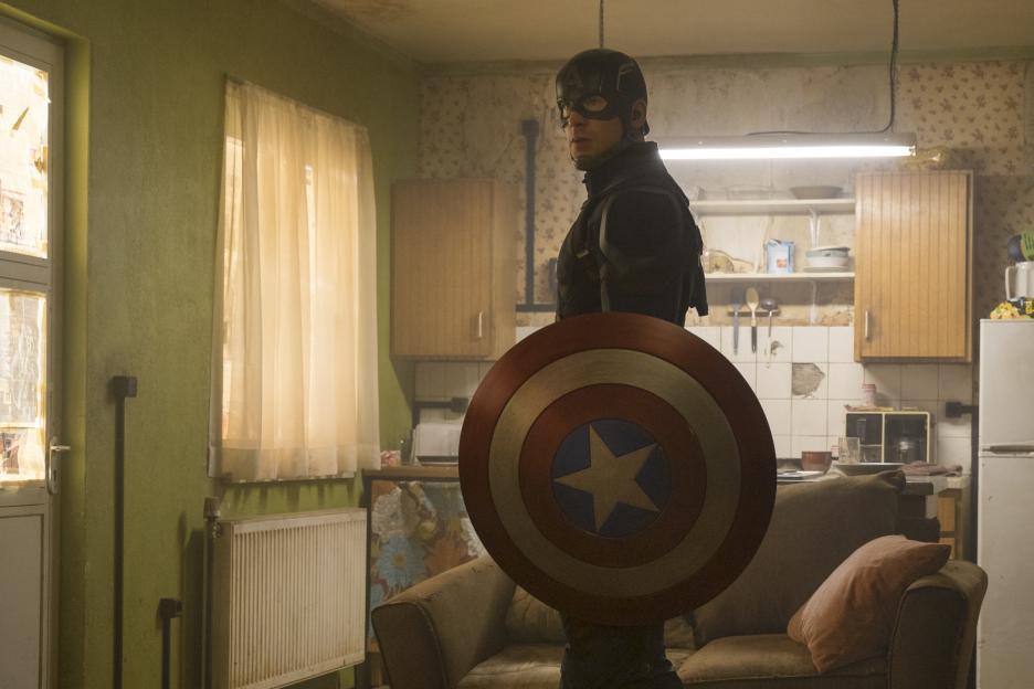 Chris Evans in Captain America: Civil War (2016)