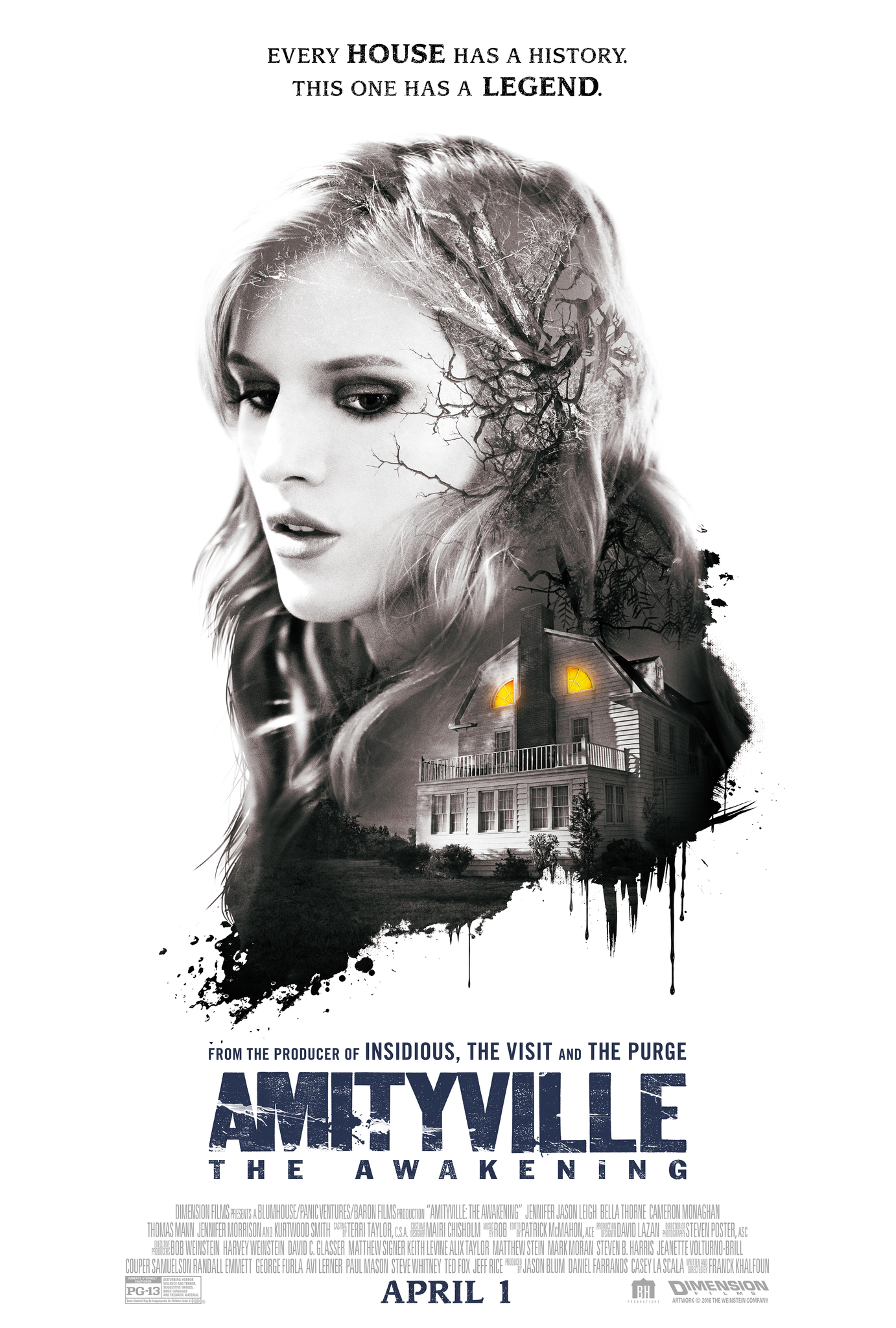 Amityville: The Awakening (2017) - IMDb