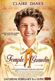 Temple Grandin (2010) Poster - Movie Forum, Cast, Reviews
