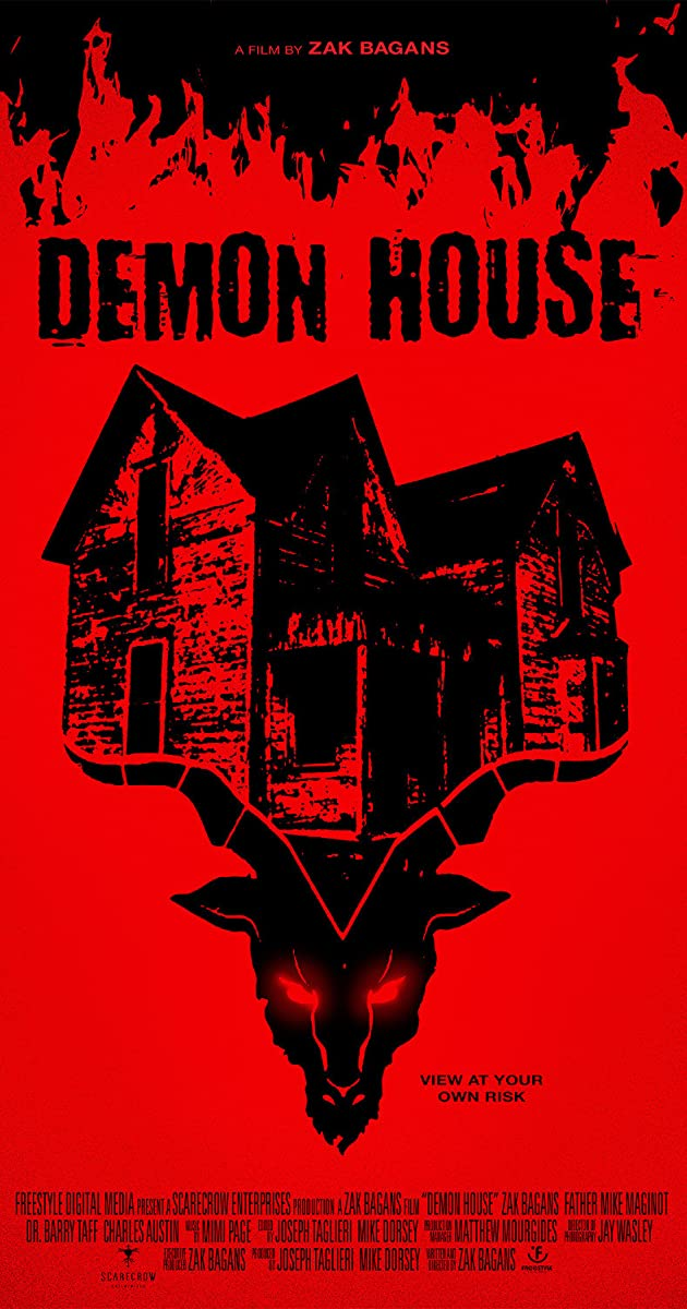 Subtitle of Demon House