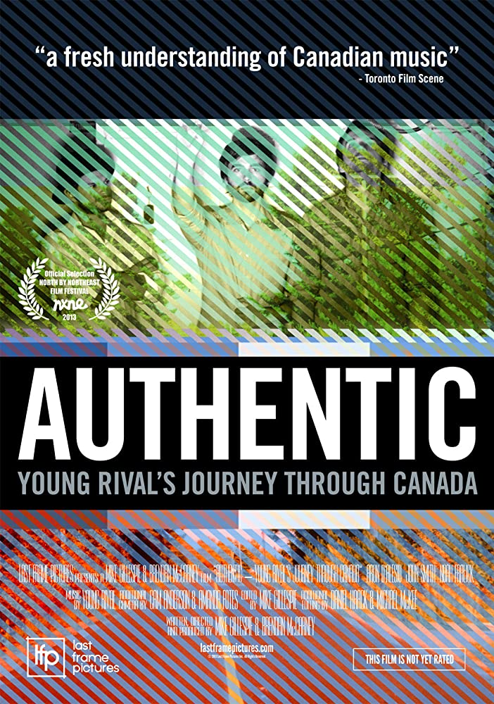 Authentic Young Rivals Journey Through Canada 2013