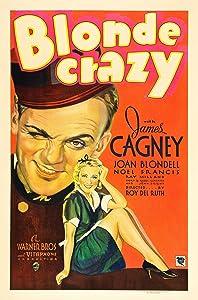 utorrent free english movies downloads Blonde Crazy USA [640x352]