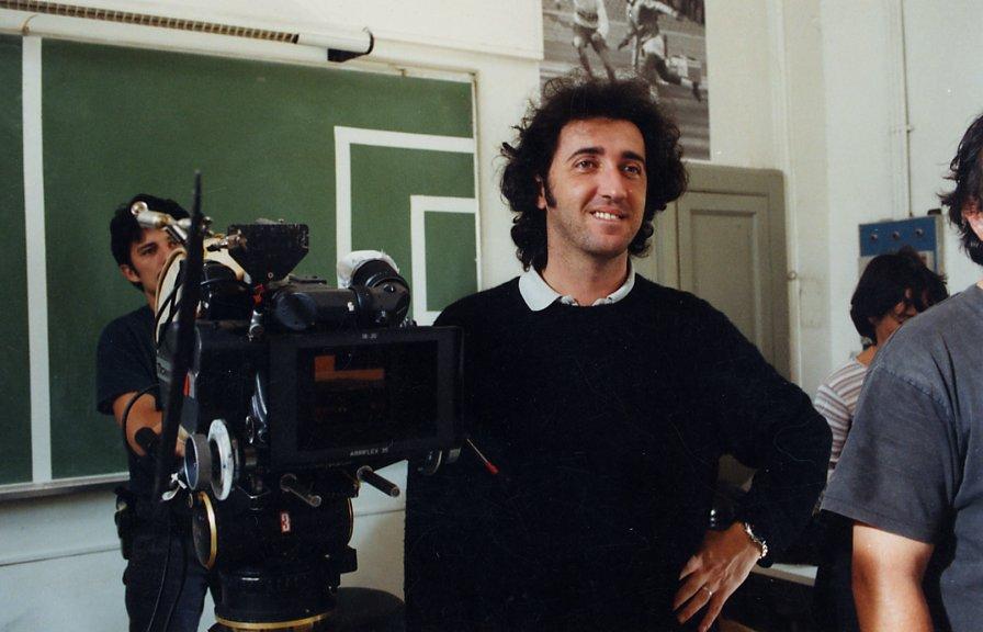 Paolo Sorrentino in L'uomo in più (2001)
