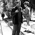 Apostol Karamitev and Oleg Kovachev in Ritzar bez bronya (1966)
