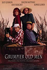 Grumpier Old Men (1995) 1080p