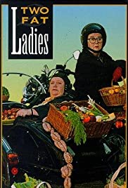 Two Fat Ladies Poster