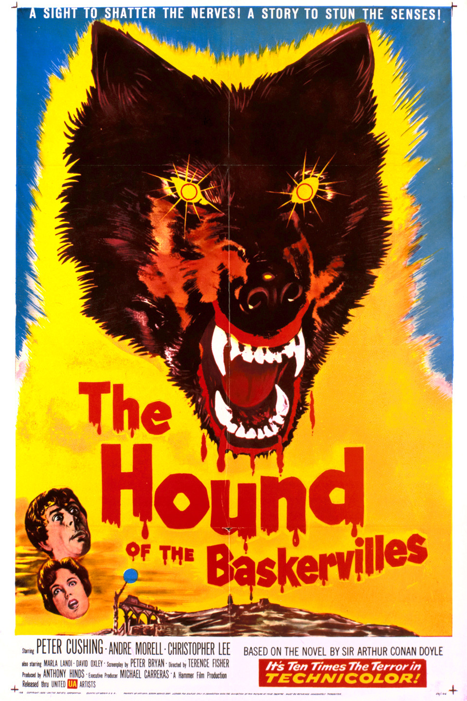 book review of the hound of baskervilles