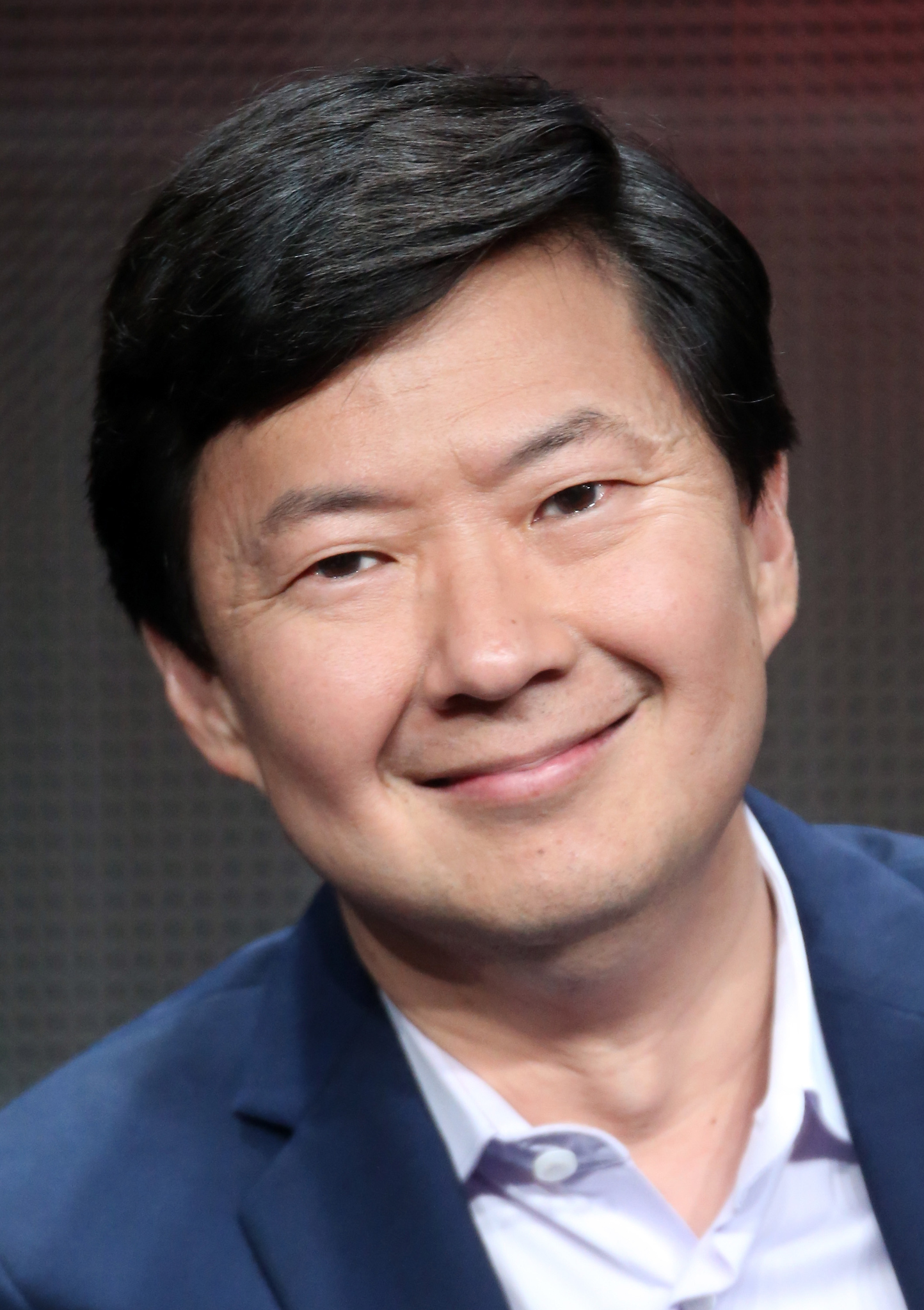 Ken Jeong at an event for Dr. Ken (2015)