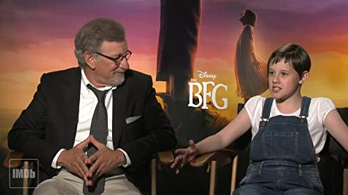 'BFG' Director Steven Spielberg on Finding Talent