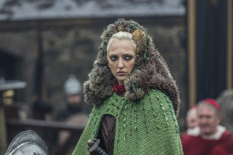 Georgia Hirst in Vikings (2013)