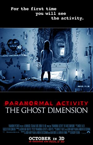 Download Paranormal Activity 6: The Ghost Dimension Dual Audio {Hindi-English} 720p [850MB]