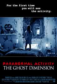 Watch Movie Paranormal Activity: The Ghost Dimension (2015)