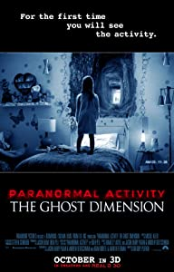 Movie single link download Paranormal Activity: The Ghost Dimension by Christopher Landon [hdv]