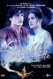 Le mille e una notte: Aladino e Sherazade Poster
